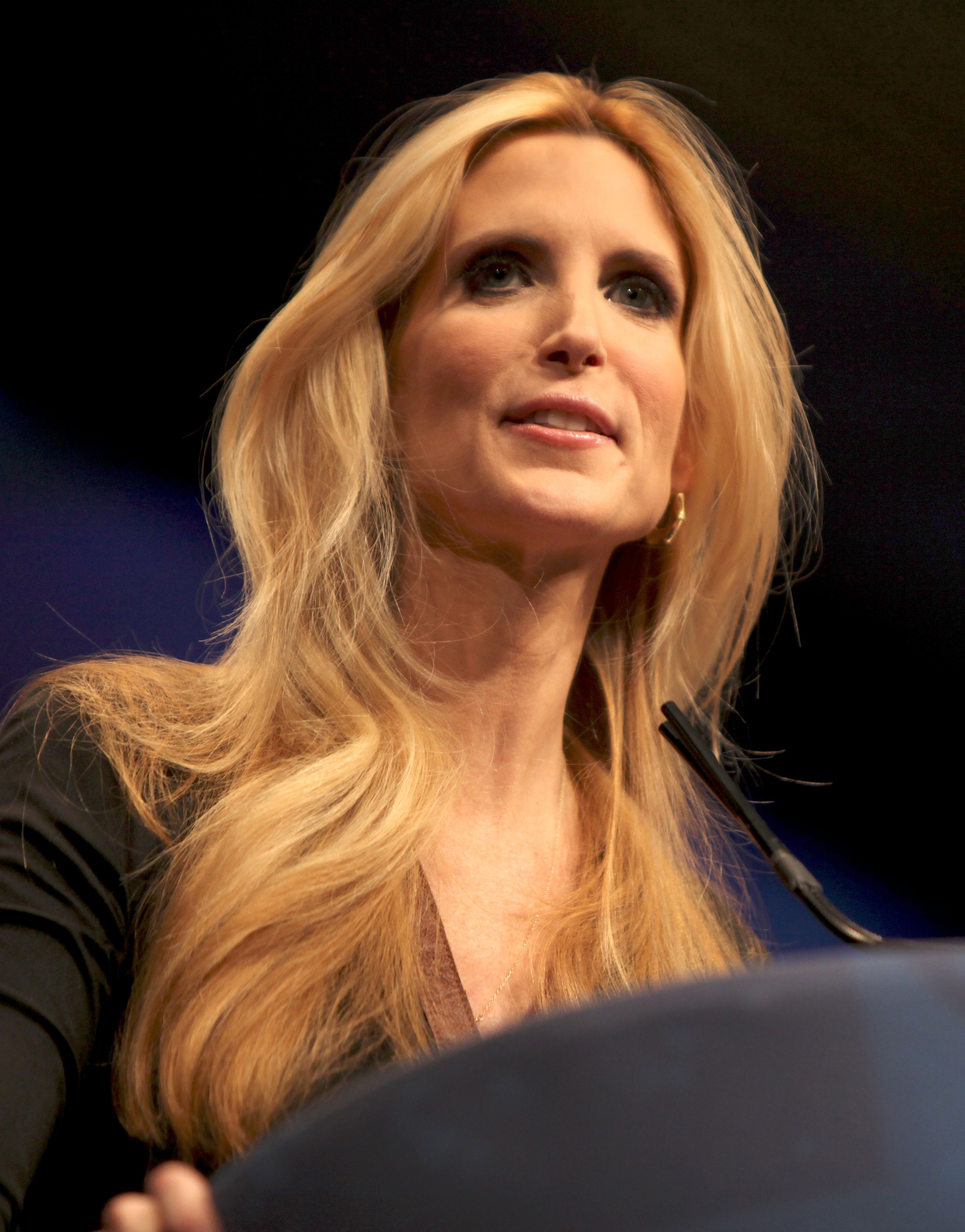 Ann Coulter on Crying Immigrant Kids: 'Don't Fall for the Fake ann coulter photos