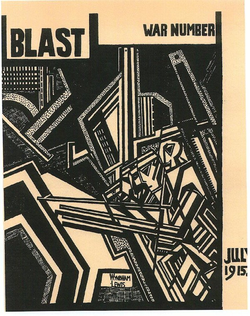 BLAST, July 1915