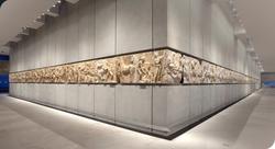 Acropolis Museum / interior