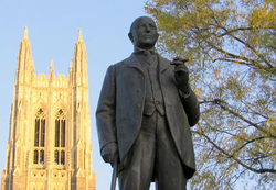 James B. Duke established the Duke Endowment, which provides funds to numerous institutions, including Duke University.