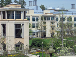 The Levine Science Research Center is the largest single-site interdisciplinary research facility of any American university. [3]