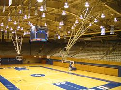 Duke's Cameron Indoor Stadium