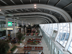 Chhatrapati Shivaji International Airport, Mumbai, India