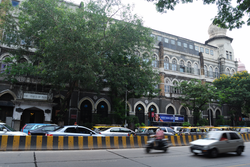 The Times of India's first office is opposite the Chhatrapati Shivaji Terminus where it was founded.[270]
