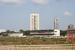 Built in 1883, Mahalaxmi Racecourse was created out of a marshy land known as Mahalakshmi Flats.