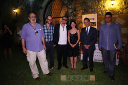 Members of the APLH includine Raja Noujaim, Josef Hadad, Pascale Ingea Hadad and Hagop Kazazian