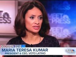 Maria Teresa Kumar | Wiki | Everipedia