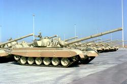 Kuwaiti Armed Forces                                                 M-84                                                 main battle tanks                                .