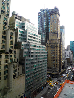 Park Avenue and 57th Street, Midtown Manhattan