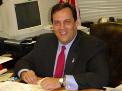 Christie, c. June 2004, served as the United States Attorney for New Jersey from 2002 to 2008.