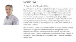 CEO Lyndon Rive.