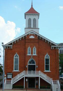 Dexter Avenue Baptist Church, where King ministered, was renamed Dexter Avenue King Memorial Baptist Church in 1978.