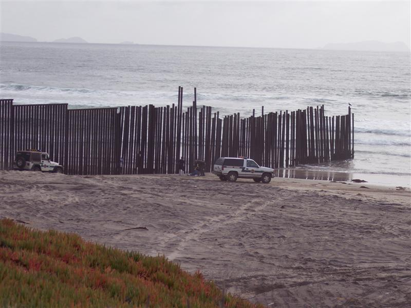Trump has proposed strengthening the Mexico–U.S. barrier.