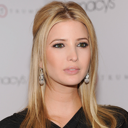 Trump's eldest daughter                                 Ivanka                                in 2011
