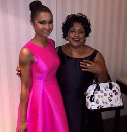 Photo of Eboni and her mom [2]