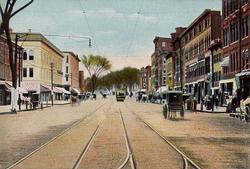 Elm Street, c. 1905