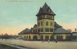 Union Station, c. 1910