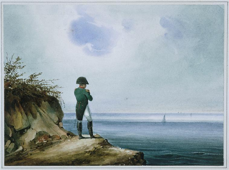 Napoleon on Saint Helena