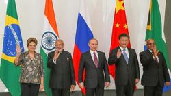 Modi with fellow BRICS leaders at the 2015 G20 Antalya summit in Turkey