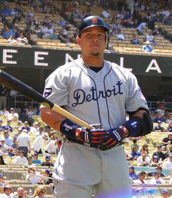 Cabrera in 2011