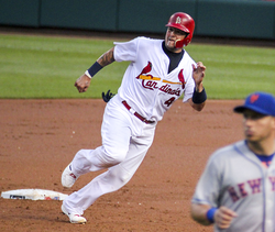 Molina digging for third in 2016.