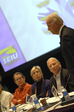 Joe Biden speaking to the Service Employees International Union, January 2007