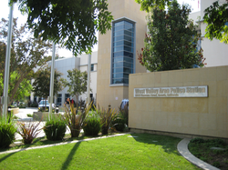 The West Valley Division police station.