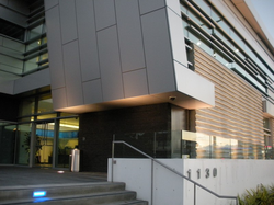 The LAPD Olympic Division Station