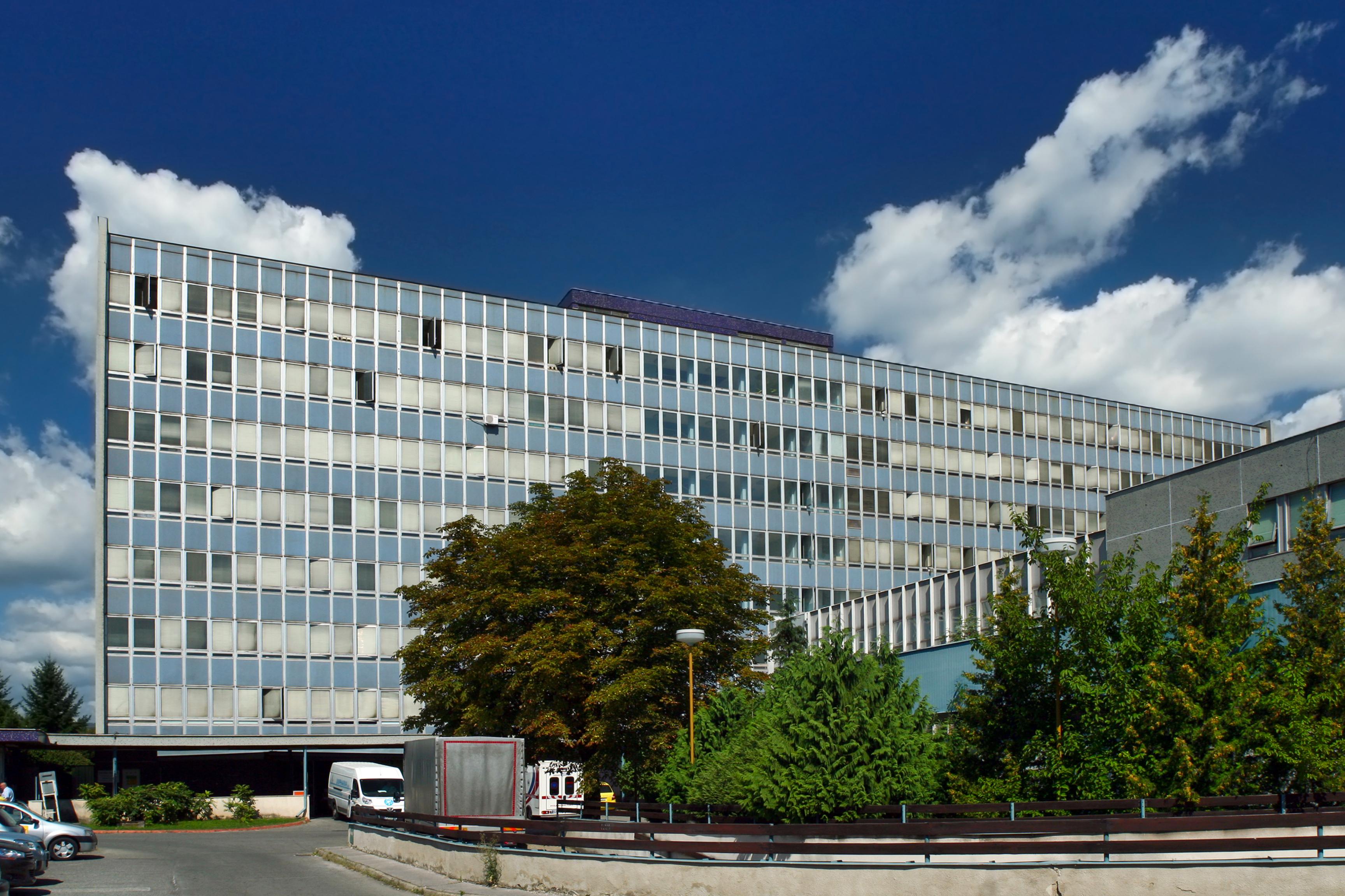 Louis Pasteur University Hospital, Košice, Slovakia