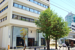 Louis Vuitton store in Nicosia, Cyprus