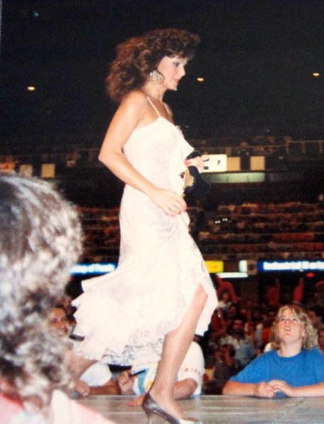 Miss Elizabeth played a central role in the storyline between WrestleMania IV and WrestleMania V.