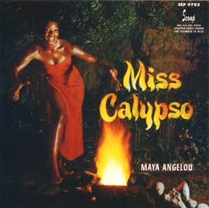 Angelou's first album, Miss Calypso, produced in 1957, was made possible by the popularity of her nightclub act.