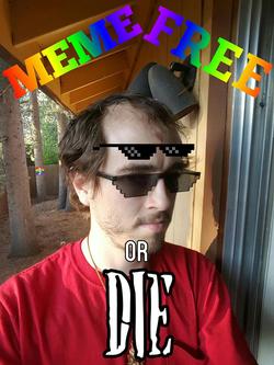 Meme free or die