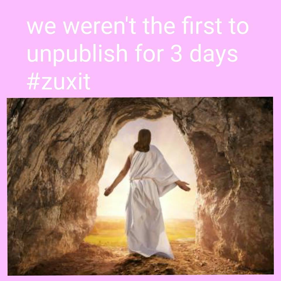 Jesus/ZuxitComparison