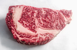 A Wagyu steak that was sold by Crowd Cow
