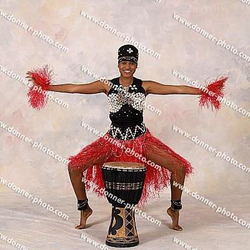COLBY FEATURE PERFORMER DANCE AFRICA