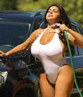 Getting A Carwash With A New Car