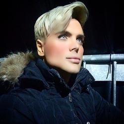 Maurício pictured on his                               Instagram                              