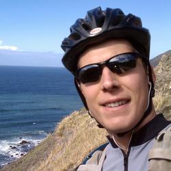 Robert Goldman Bicycling