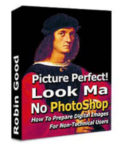 Picture Perfect. Look ma, no Photoshop. eBook PDF by Robin Good, 2003.