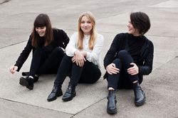 Søs with her co-founders fromRendezvous Artspace. [✔]