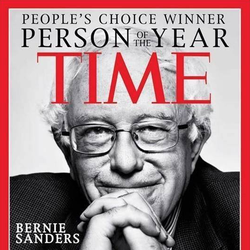 Time Magazine cover.