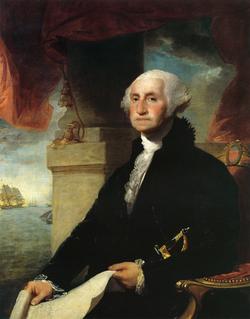 The                                 Constable-Hamilton Portrait                                by                                 Gilbert Stuart