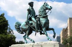 Lieutenant General George Washington                                ,                                 Washington Circle                                , Washington, D.C.