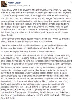 FacebookPost Part 1