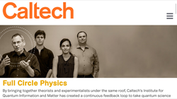 Shaun Maguire modeling for Caltech