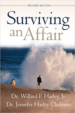 Surviving an Affair cover