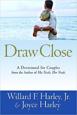 Draw Close A Devotional for Couples cover