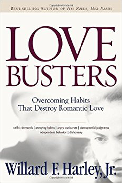 Love Busters Overcoming Habits That Destroy Romantic Love cover