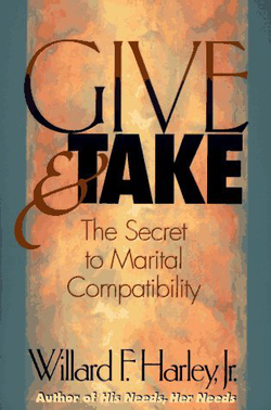 Give & Take The Secret to Marital Compatibility cover